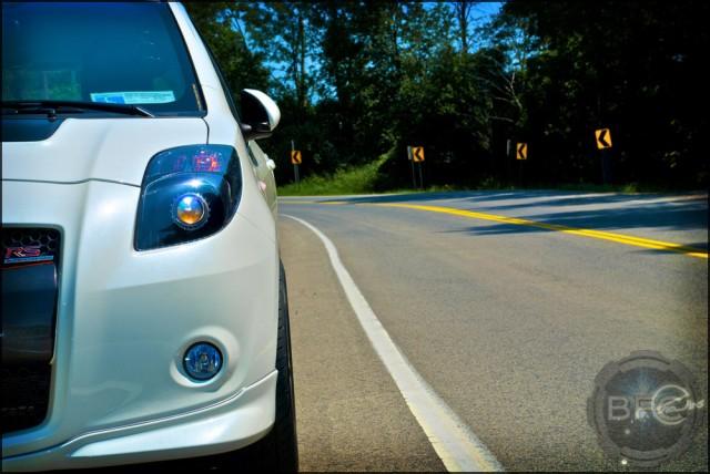 06 08 Toyota Yaris Hatchback Blackflamecustoms Com