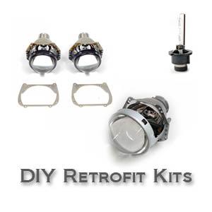 DIY Retrofit Kits