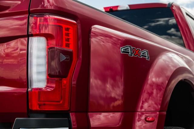 2017 Ford Superduty Oem Led Blis Tail Lights Kit