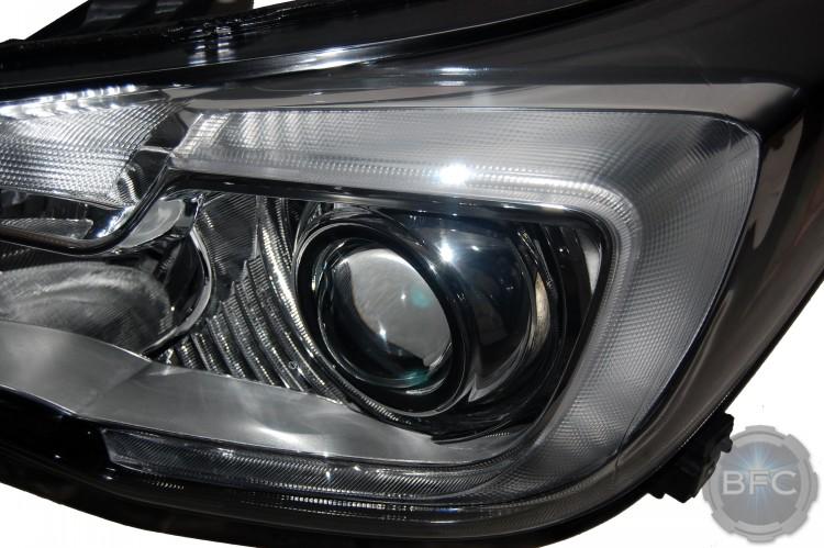 2018 Subaru Forester HID Projector Retrofit Headlights Conversion
