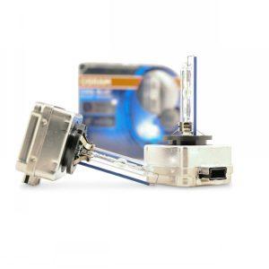 D1S Osram Cool Blue Boost 66140 CBB HID Xenon Headlight Bulbs 3