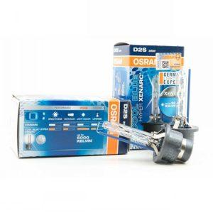 D2S Osram 66240 HBI 6000K HID Headlight Bulbs 1