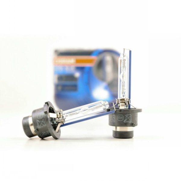 D2S Osram Cool Blue Boost 66240 CBB HID Xenon Headlight Bulbs 1