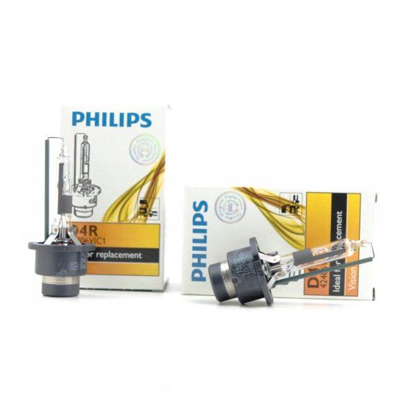 D4R Philips 42406 HID Headlight Bulbs 1