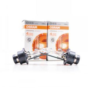 D4S Osram Xenarc 66440 Orginal HID Xenon Headlight Bulbs 1