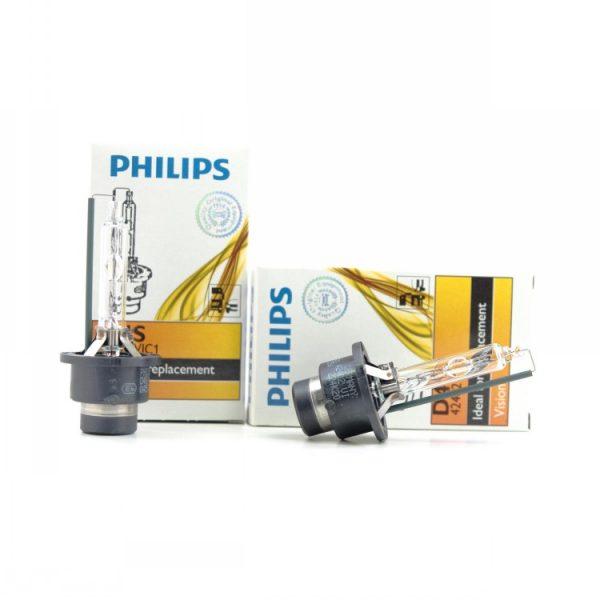 D4S Philips 42406 HID Headlight Bulbs 1