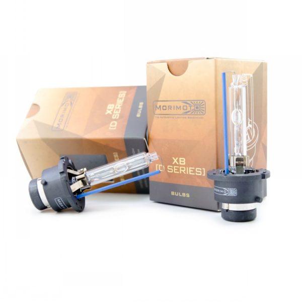 Morimoto D2S XB HID Headlight Bulbs 1