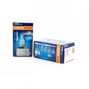 Osram 66340 D3S HID Headlight Bulbs 3