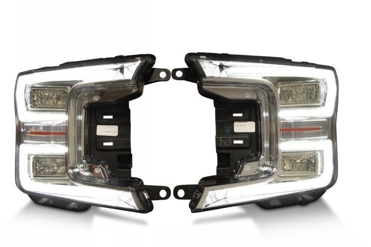 2018 Ford F150 Complete Oem Led Headlight Upgrade