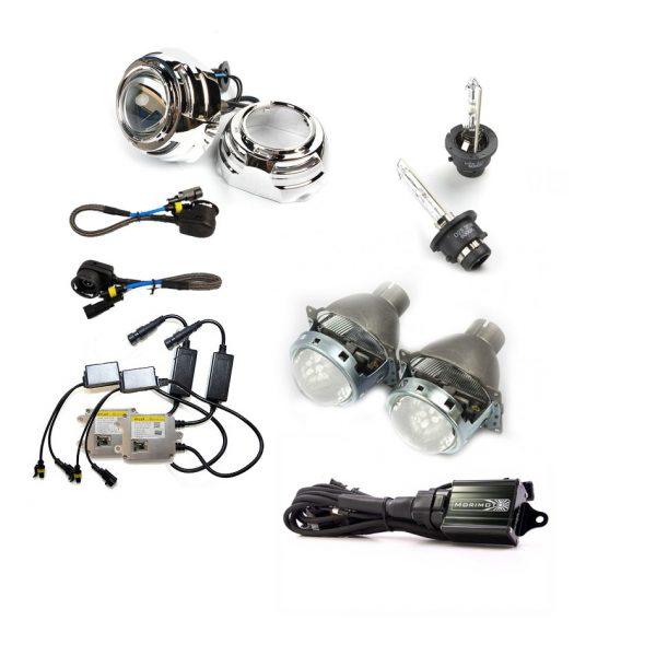 Q5R D2S Projector Retrofit Kits
