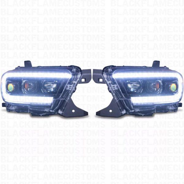 2016+ Toyota Tacoma Morimoto XB LED Sequential Headlights 1