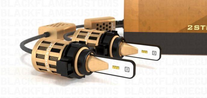 5202 Morimoto 2-Stroke 2.0 LED Headlight Bulb System