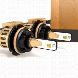 9007 Morimoto 2-Stroke 2.0 LED Headlight Bulb System