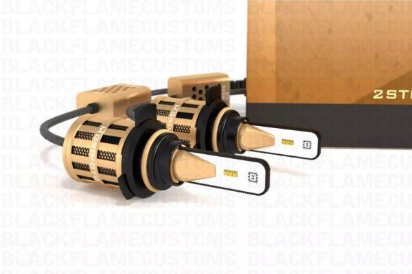 9012 Morimoto 2-Stroke 2.0 LED Headlight Bulb System