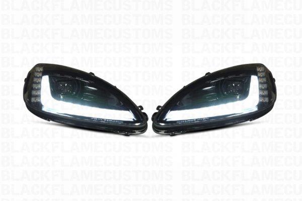 05-13 C6 Chevy Corvette XB Morimoto LED Headlights