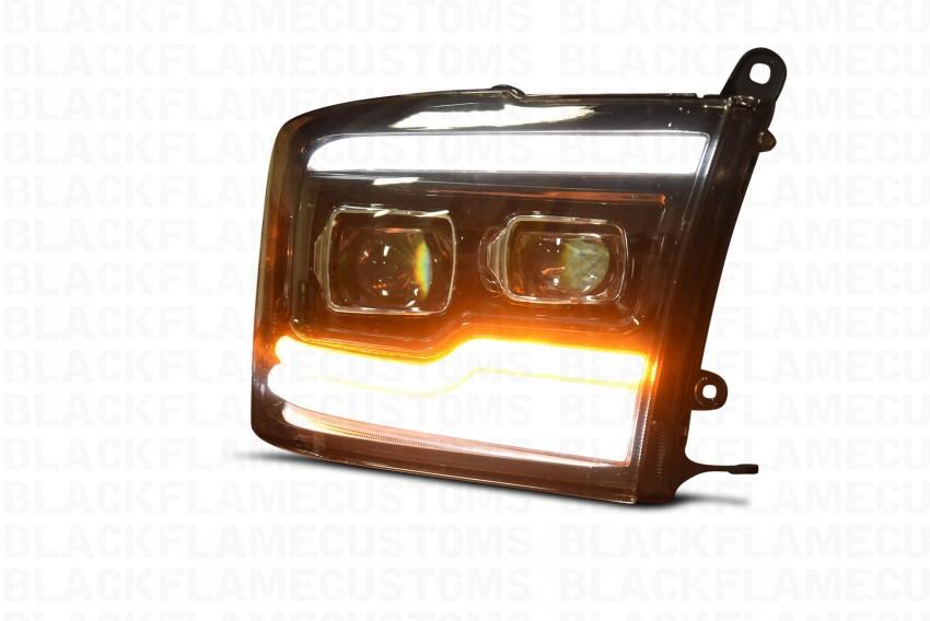 09-18 Dodge Ram Mopar XB Morimoto LED Headlights