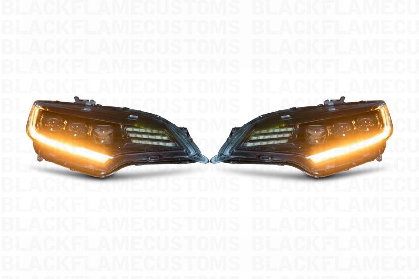 2014-2019 Honda Fit XB LED Headlights Morimoto