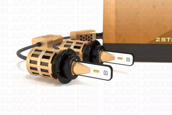 D2S Morimoto 2-Stroke 2.0 LED Headlight Bulb System
