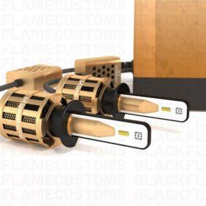 H1 Morimoto 2-Stroke 2.0 LED Headlight Bulb System
