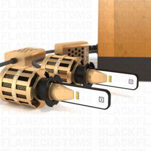 H3 Morimoto 2-Stroke 2.0 LED Headlight Bulb System