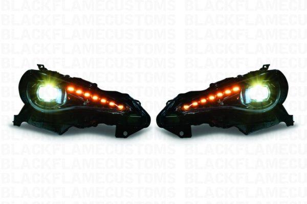 12-16 FRS BRZ LED XB Morimoto Conversion Headlights - Full LED Headlights