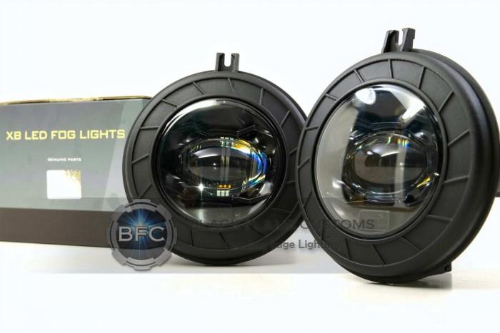 Type M2 Morimoto XB LED Projector Fog Lights 4
