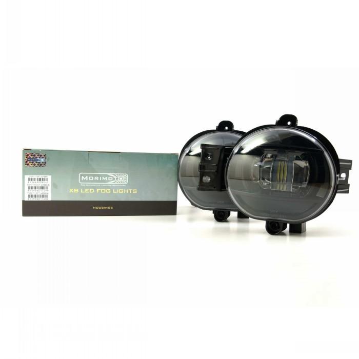 Type Ram Oval Morimoto XB LED Projector Fog Lights 1