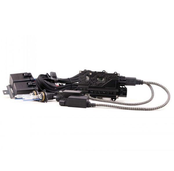 9012 Elite Morimoto Bi-xenon Headlight System Kit 1