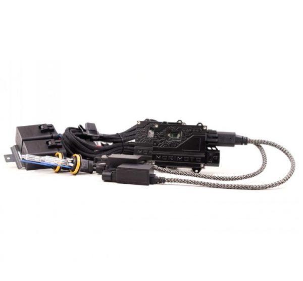 H11 H11B H11A Morimoto Elite HID Xenon Headlight System Kit 1