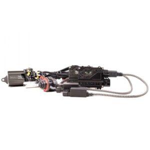 H13 Morimoto Elite HID Bi-Xenon Headlight System Kit 1