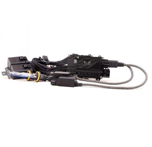 H8 Morimoto Elite HID Xenon Headlight System Kit 1