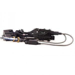 H9 Morimoto Elite HID Xenon Headlight System Kit 1