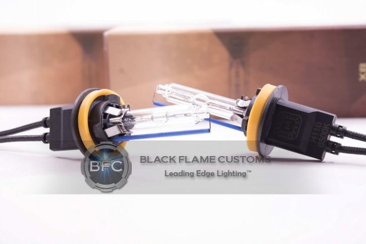 H9 Morimoto Elite HID Xenon Headlight System Kit 4