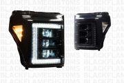 11-16 Super Duty XB Full LED Headlights
