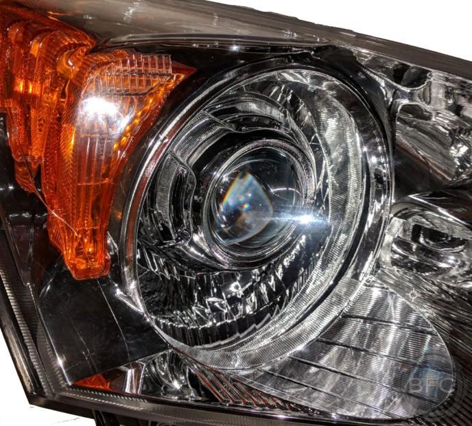 2011 Honda CRV Custom HID Projector Headlights
