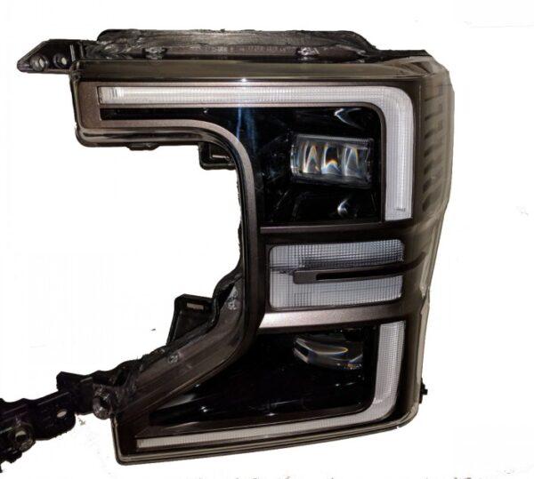 2020 Ford Super Duty F350 Custom Painted OEM LED Headlights
