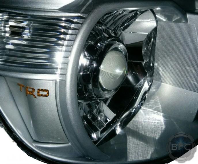 2007-2011 Toyota Tacoma TRD Silver Streak Mica Projector Headlights