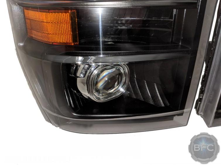 2008 Ford E350 Van Custom Retrofit Headlights D2S HID