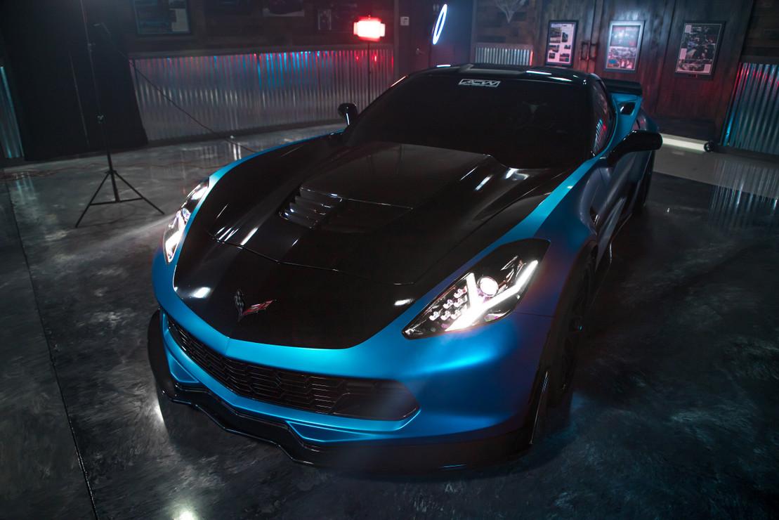 2014-2019 C7 Chevy Corvette XB Morimoto LED Headlights Kit