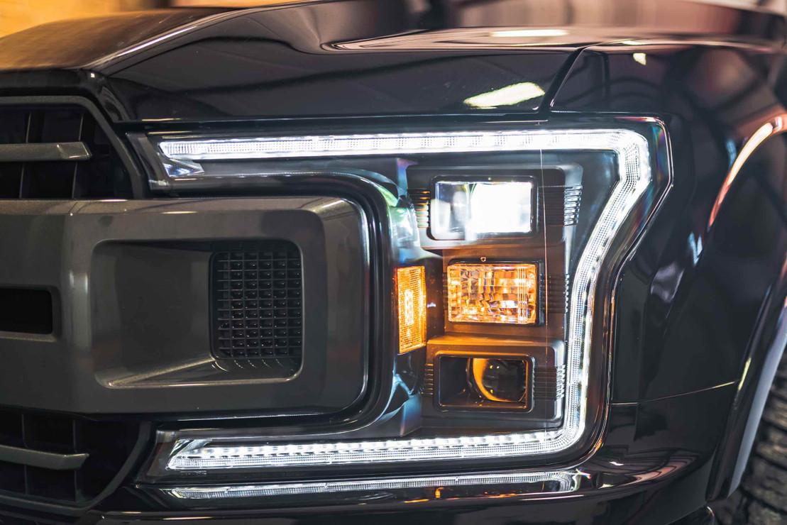 2018-2020 Ford XB Morimoto LED Full Hybrid Headlight Kit