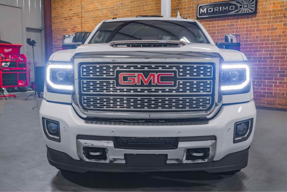 2014-2018 GMC Sierra XB Morimoto LED Headlights Kit