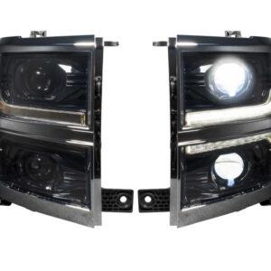 2014-2015 Chevy Silverado XB Morimoto LED Headlights