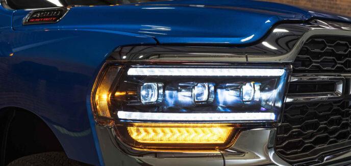 Morimoto XB LED 2019-2020 Dodge Ram Full Headlights