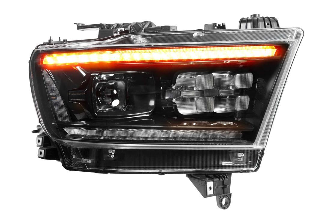 2019 2020 Dodge Ram 1500 Full Morimoto Xb Led Headlight Conversion Kit Blackflamecustoms Com