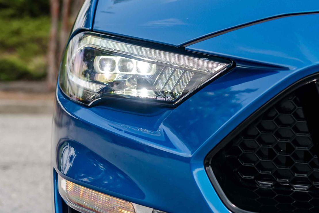 18-21 Ford Mustang XB Full LED Morimoto Headlights