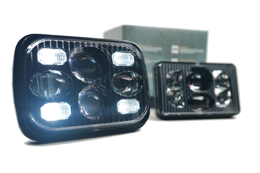 Morimoto Sealed5 LED Headlight Package