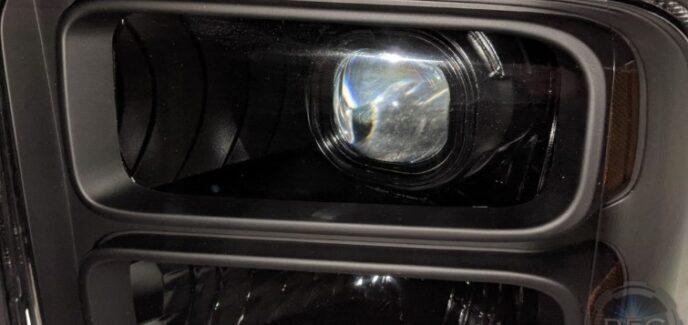 2005 Ford Excursion - Superduty Custom Black Projector Headlights