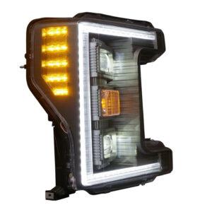 2017-2019 Ford Superduty XB LED Hybrid Headlights Kit