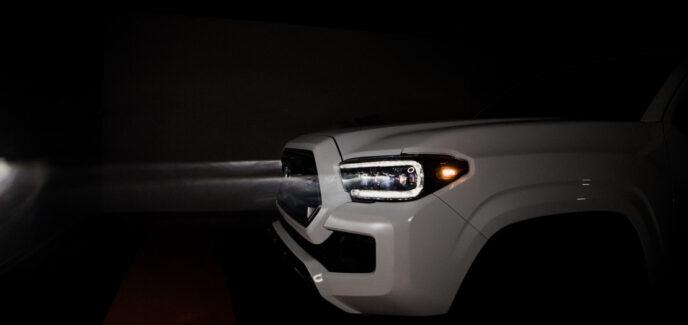 2016+ Toyota Tacoma TRD XB LED Headlights Morimoto