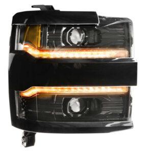 2015-2019 Chevy Silverado XB Morimoto LED Headlights